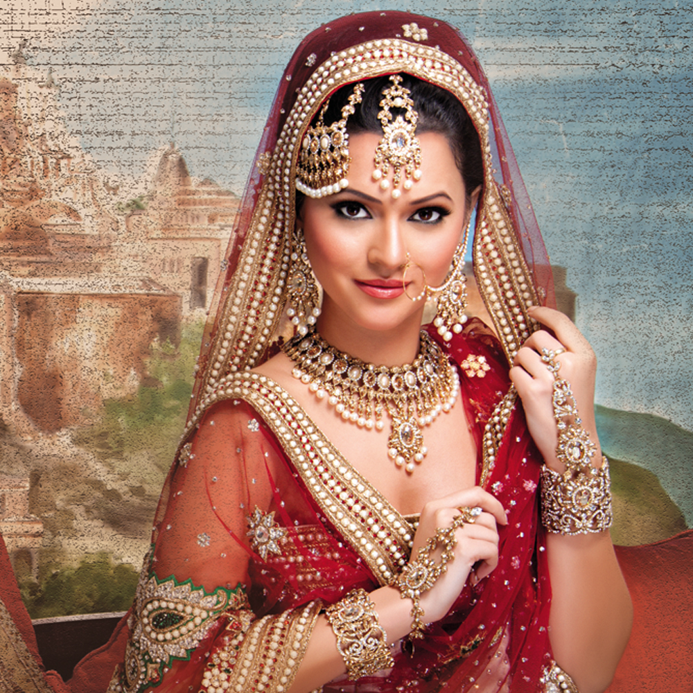 Bridal Jewellery Goals How To Pick The Right Jewellery