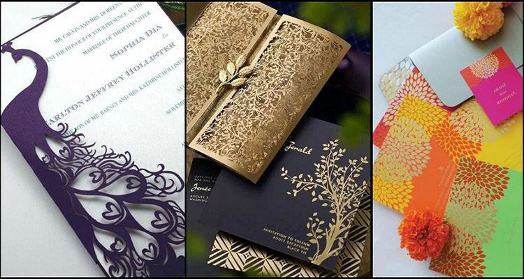 Creative And Unique Indian Wedding Invitation Cards
