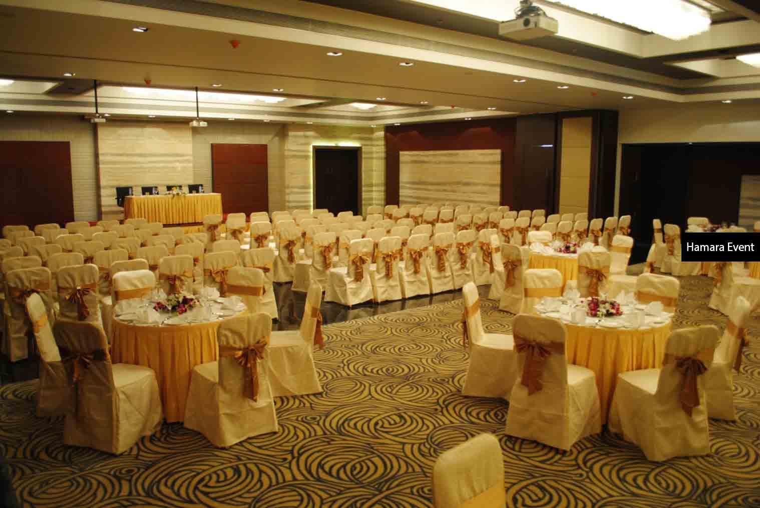 Millenium I And Ii Hall By Hotel Ramada Navi Mumbai