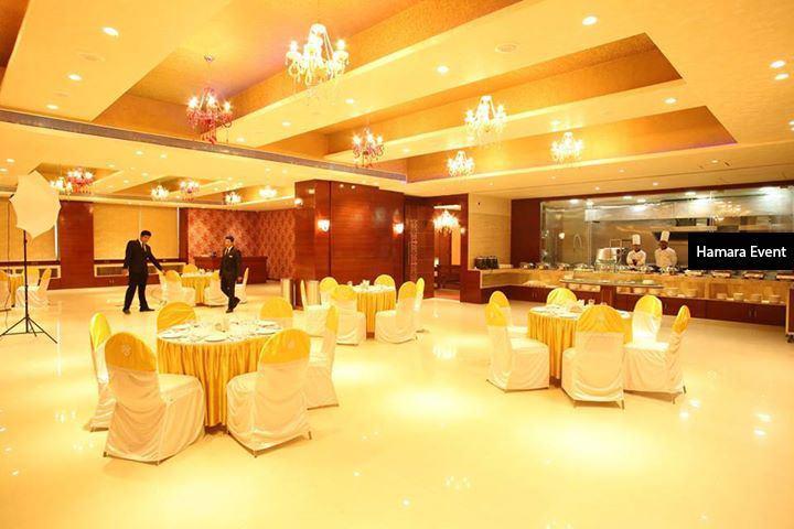 Palm Courtyard Banquet Sanpada Mumbai