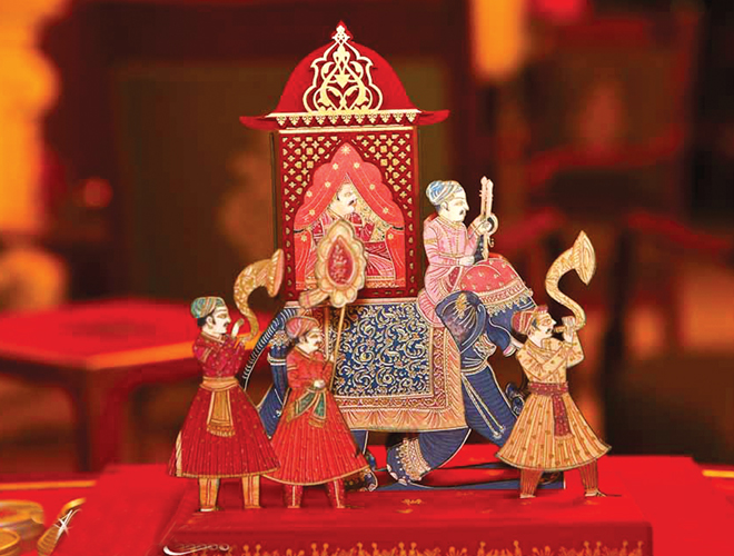 The palanquin represents weddings like no other. It is an ...