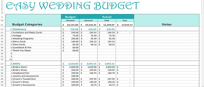 13 Vital Tips To Plan Your Wedding In A Budget - Friendly Manner