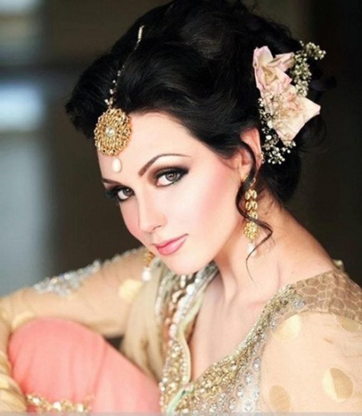 100 Indian Wedding Hairstyles
