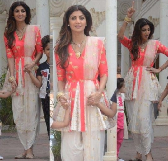 shilpa-shetty-masaba-ganesh-chaturthi-celebrations-700x532  copy-540x680