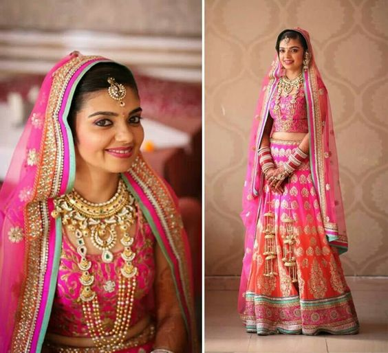 80853f4280a Top 10 Bridal Lehenga   Bridal Wear Shops In Mumbai