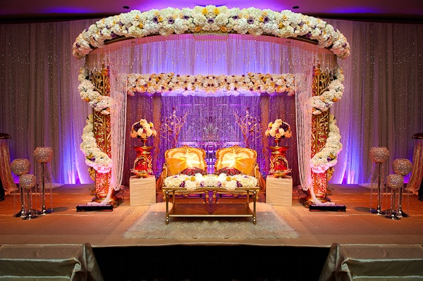 Planning an indian wedding a complete guide book blogs by hamaraevent on wedding all occassions party and corporate venues banquet halls exquisite mandap decorations at an indian junglespirit Images