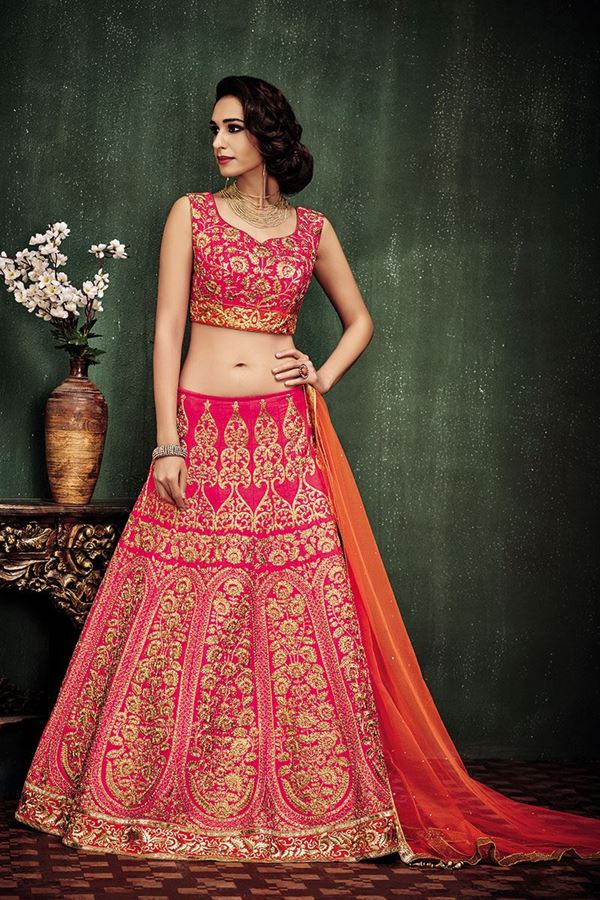 Top 10 Bridal Lehenga Bridal Wear Shops In Mumbai