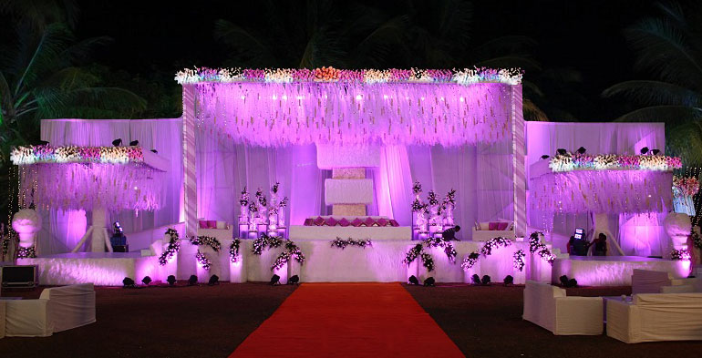 10 top decoration ideas that will make your wedding class apart blogs by hamaraevent on wedding all occassions party and corporate venues banquet halls junglespirit Gallery