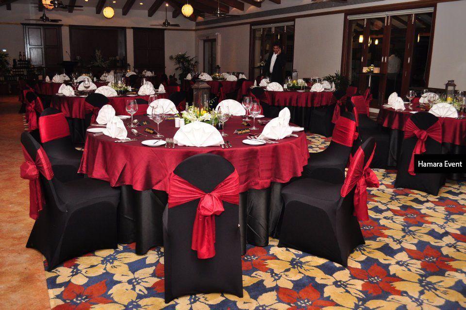 Cruciform Foyer Seminar Room : Event spaces in goa hamaraevent