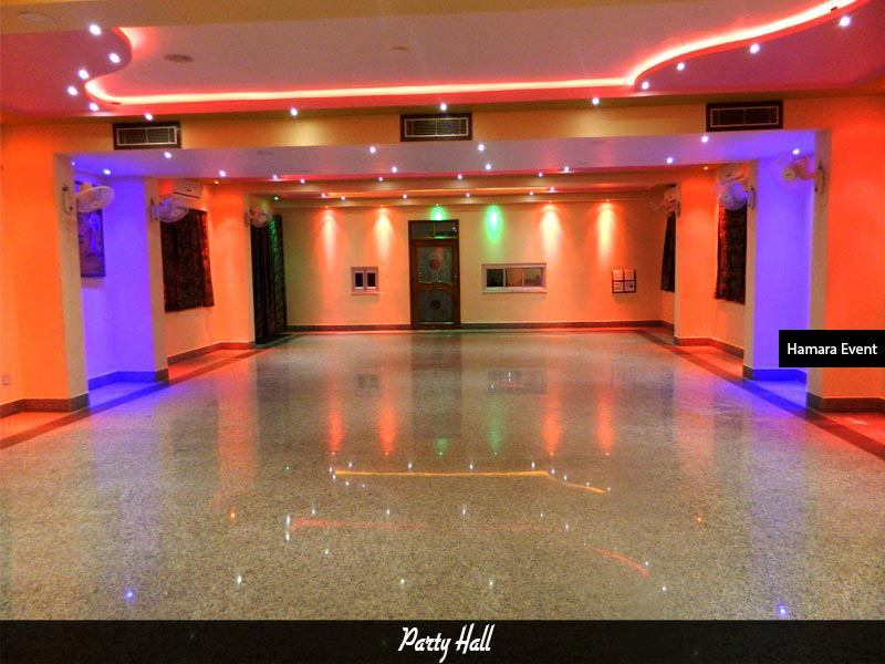 Party-Hall