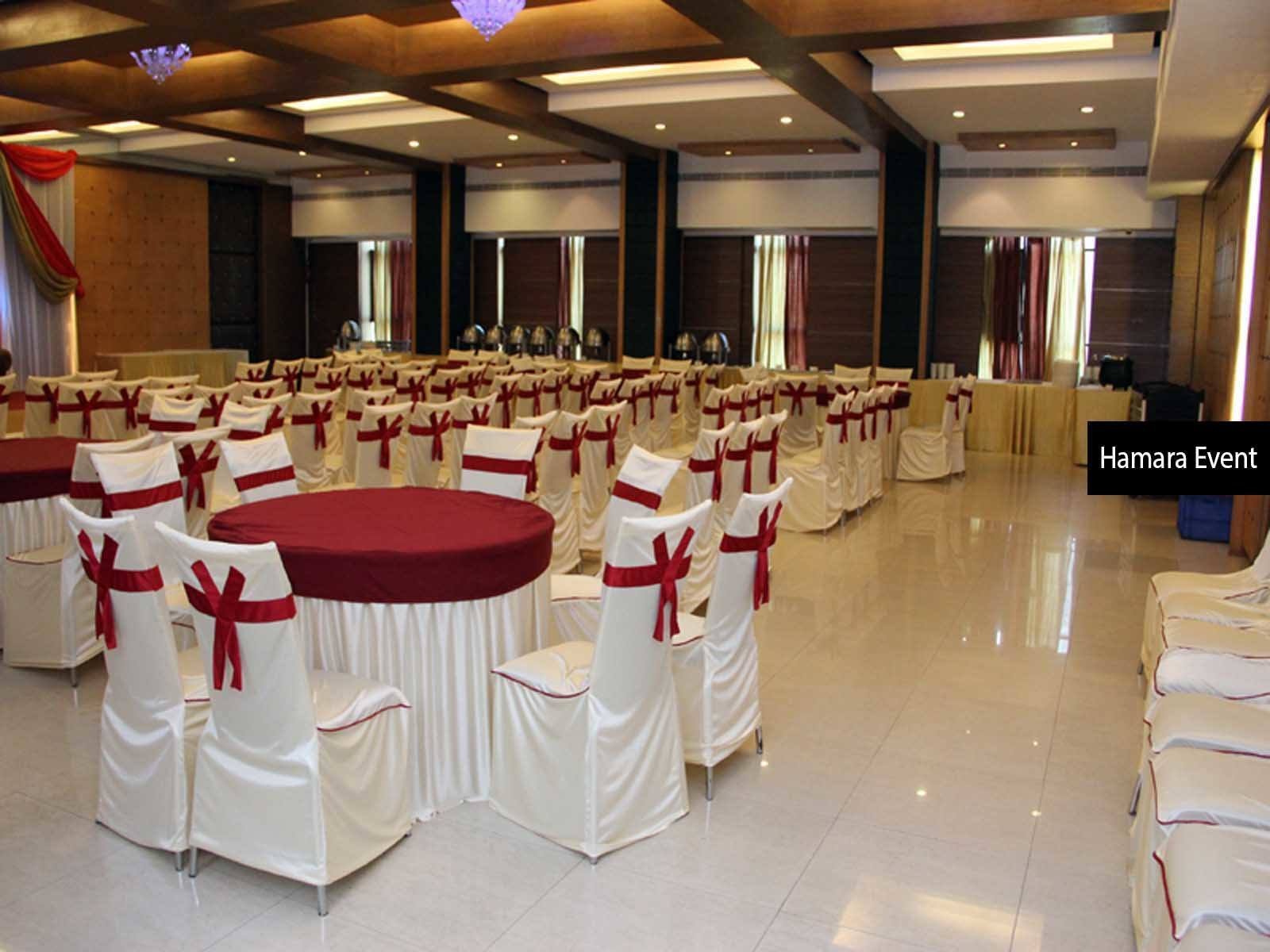 Event Venues & Banquet Halls for Wedding,Reception,Marriage,Birthday Party,Private Party,Conference,Meeting,Corporate Event by hamaraevent.com