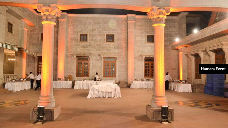 Banquet Hall And Lawn Banquet Hall In Bandra East