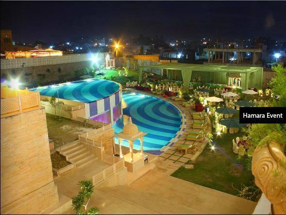 Fateh-Sagar-Lawn