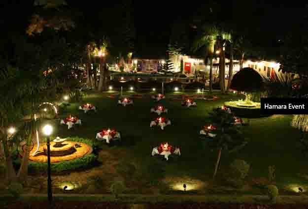 Fountain-Lawn
