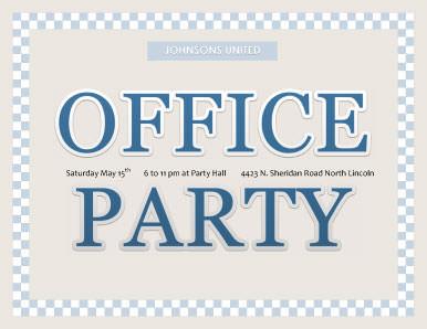 Sample Farewell Party Program