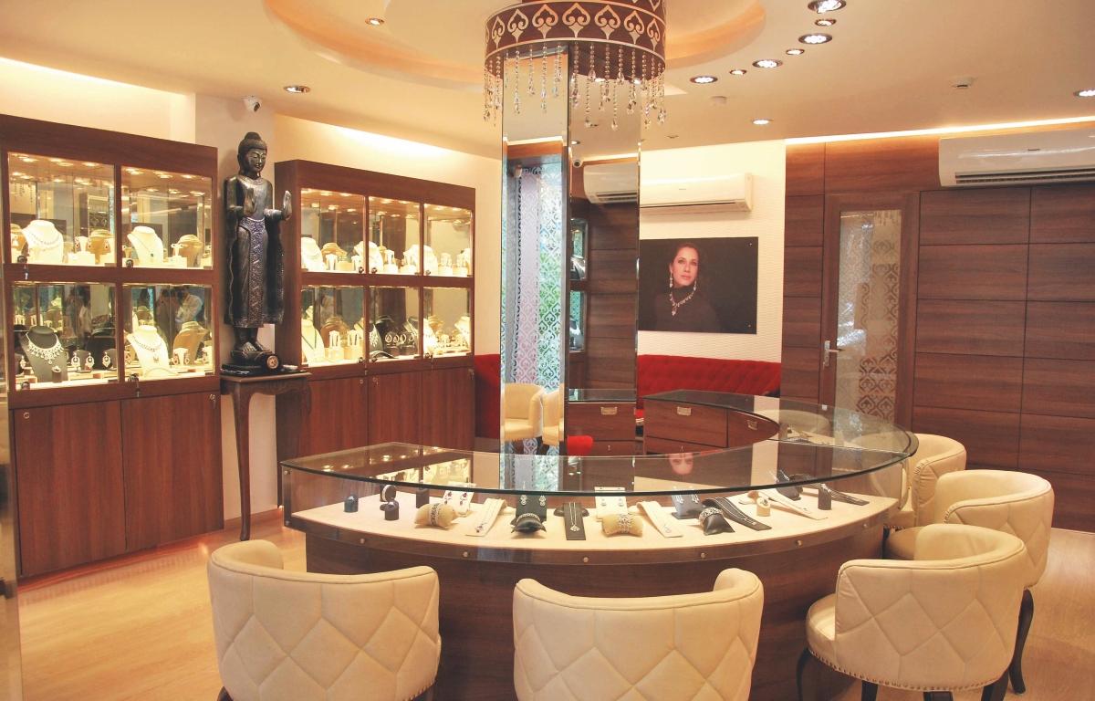 indian bridal boutique interior design ideas images